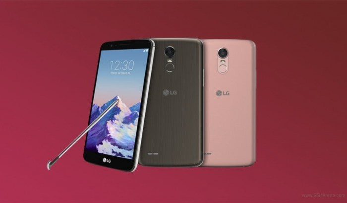 LG Stylus 3 is a midrange phablet, affordable, with stylus, no explosions