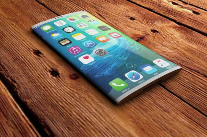iPhone 8 - With New iOS 11 - Another Great Futuristic Concept
