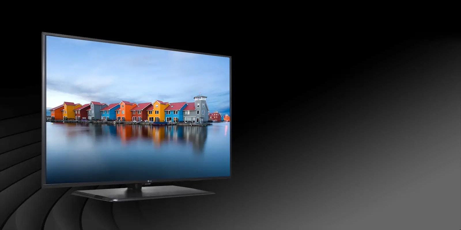 LG 55-Inch 55LF55 1080p LED TV