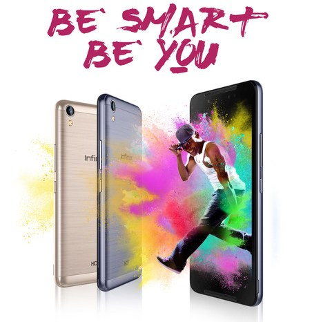 Entertainment on the GO – Be Smart 'Unveiling Infinix Smart Series'