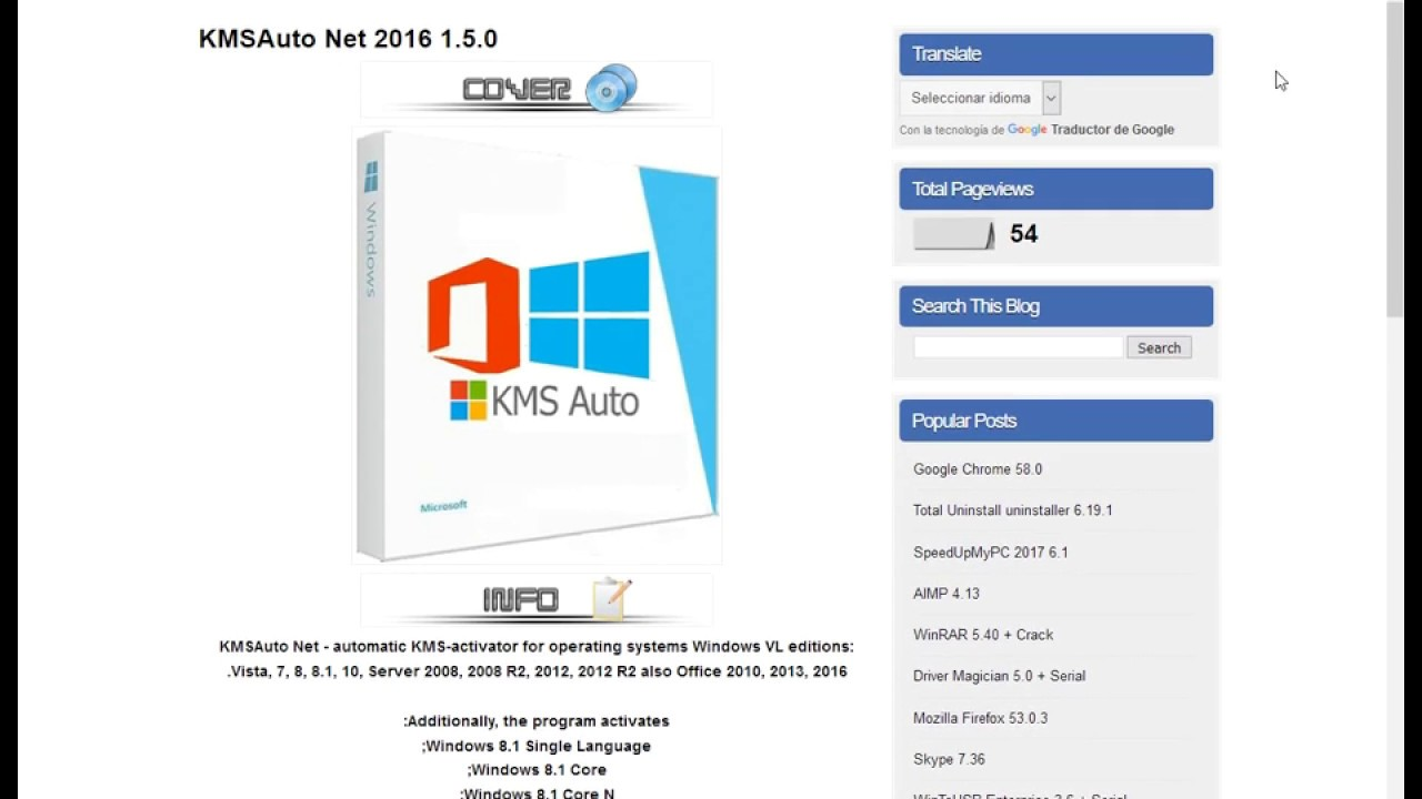 kmsauto net 2016 download free