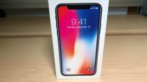 iPhone X Unboxing Photos