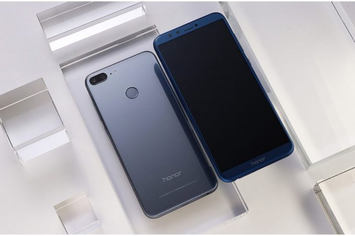 Huawei Honor 9 Lite Features 5.65-inch 18:9 display, quad-cameras, Android Oreo