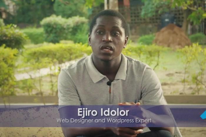 An Expert Interview with Ejiro Idolor  –  A WordPress Expert