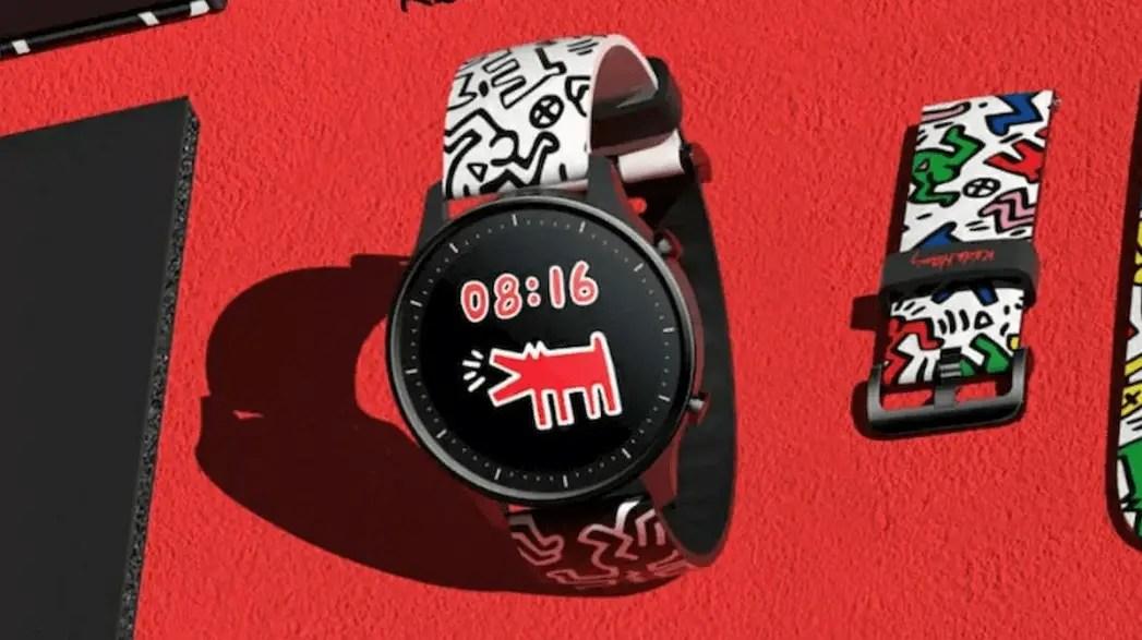 Mi Watch Color Keith Haring Edition