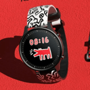 Mi Watch Color Keith Haring Edition