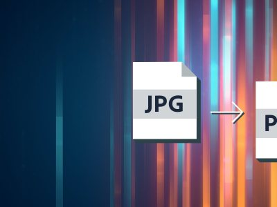 How to Convert JPG to PNG