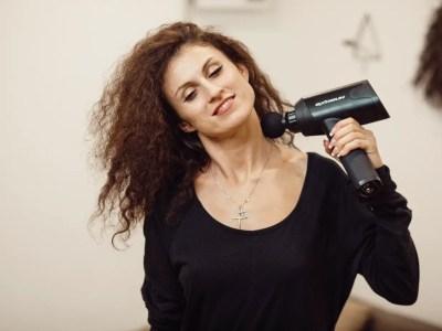 ExoGun Cutting-Edge Massage Device