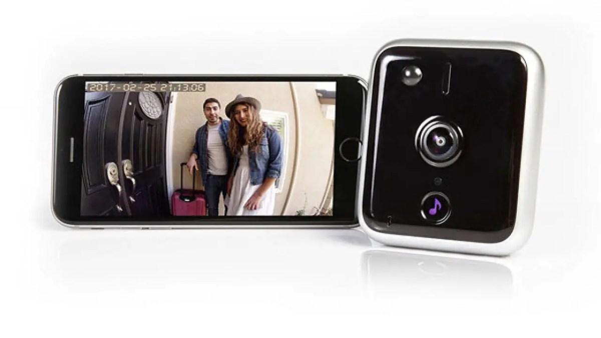 iseeBell Video Doorbell Review_SF