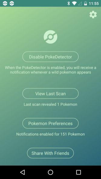 Die App ist recht simpel gestalltet und somit einfach zu benutzen.