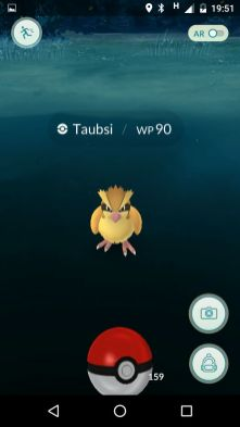 Stärkere Pokémon