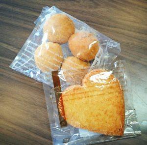 こんなかわいいクッキーも!