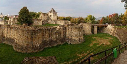 Cetatea de Scaun a Sucevei