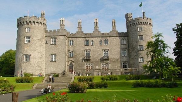 Kilkenny Castle din Irlanda