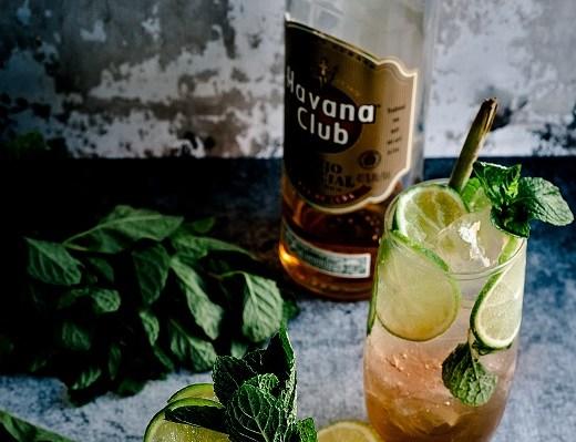 cocktail cu menta