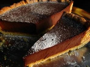 tarta de ciocolata