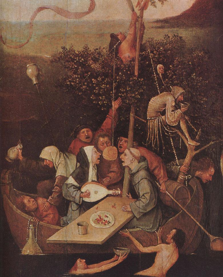 Bosch La nave dei folli 1490