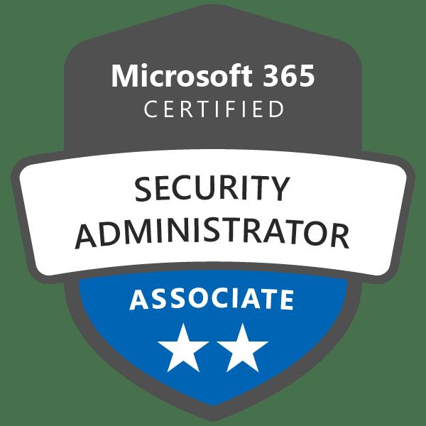 Microsoft 365 Certified: Security Administrator Associate