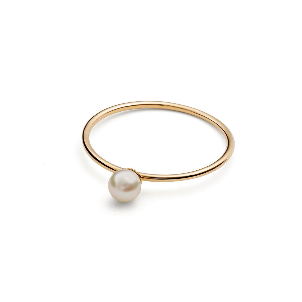 White Pearl Grand Ring