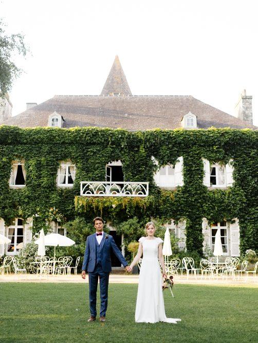 Reportage mariage Victoire & M-A au Manoir de la Bruyère – Bretagne