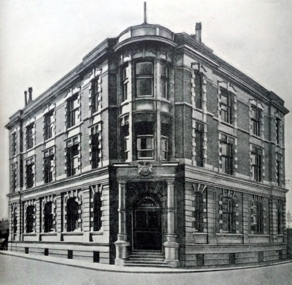1925 Brewery Offices