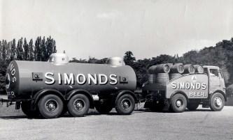 1940's ERF Tug & Tanker