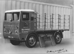 1953 Electric delivery truck