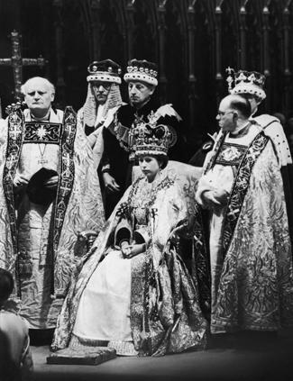 1953 Queen-coronation