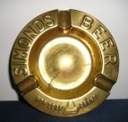 Ashtray-brass-hop-leaf