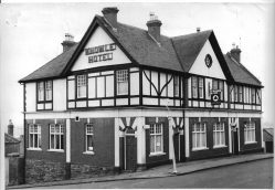 Upper Knowle, Leighton Road, Knowle Hotel c1960
