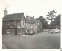 Fairford, George Inn 1954
