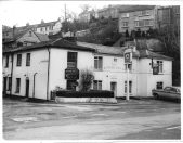 Looe, Cornwall, The Globe c1960