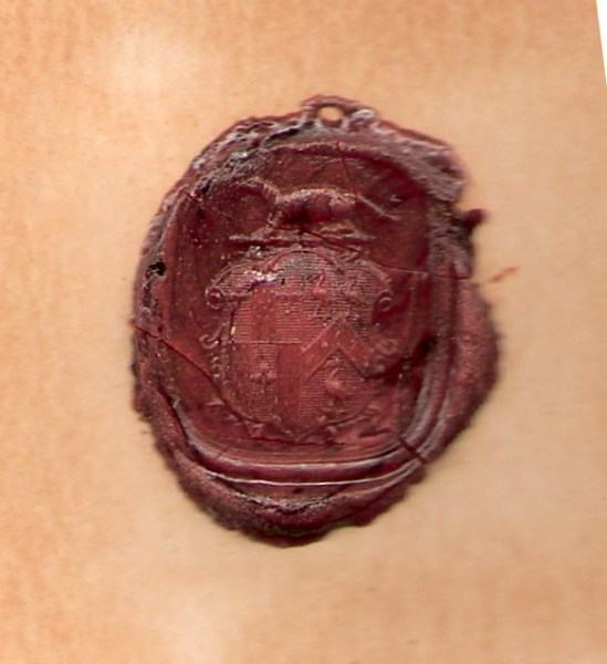 Simonds Blackall Seal