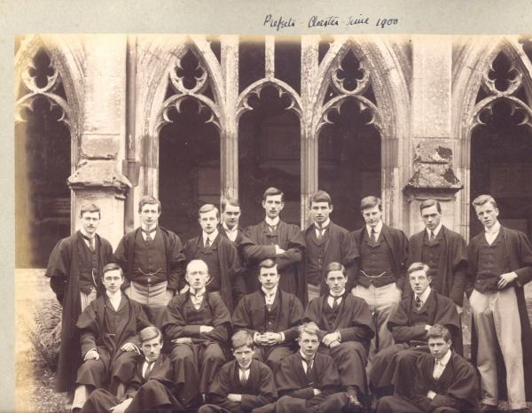 Simonds GT college 1900 prefects [2310]