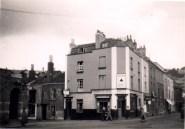 Hotwells, Merchants' Road, Merchants' Arms, still trading.