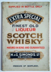 Whisky-optic-plate