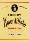 Amontillady Sherry