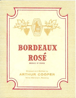 Bordeau Rose
