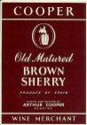 Brown Sherry