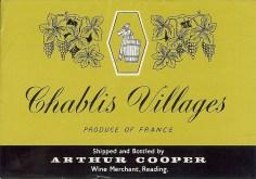 Chablis Villages