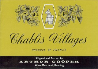 Chablis Villages