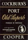 Cockburns Old Superb Port
