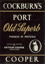 Cockburns Old Superb Port