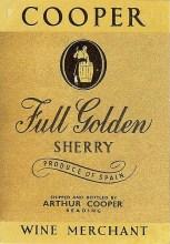 Full Golden Sherry