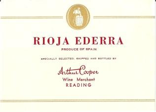 Rioja Ederra