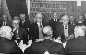 Pensioners dinner a