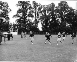 Sports Day 1956 a