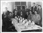Staff dinner, Brighton 1960