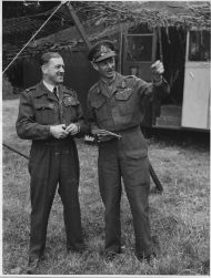General Sir Miles Dempsey, Chairman at the time of the Courage takeover on 1960Unknown 02