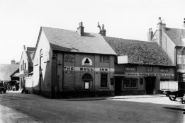 High Wycombe, Bull Lane, The Bull Inn 1931
